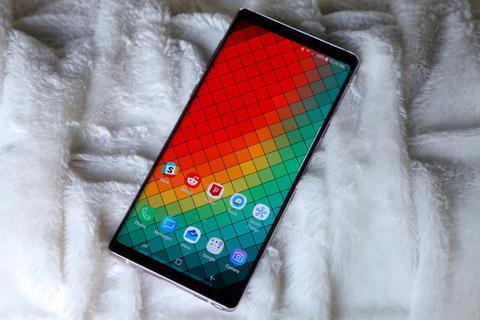 بزرگترین صفحه نمایش گوشی هوشمند به کدام برند رسید؟
