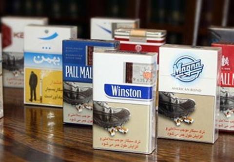 مافیای سیگار در کوچهپسکوچههای بازار تهران +عکس