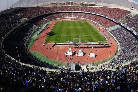 اطلاعیه پلیس تهران در خصوص حضور زنان در استادیوم آزادی