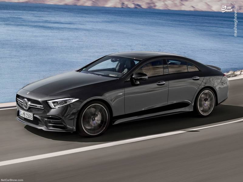 Mercedes-Benz CLS53 AMG (2019)