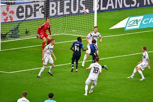تداوم تیرهروزیهای آلمان با شکست در خانه فرانسه