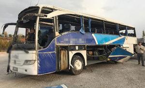 عکس/ سانحه رانندگی خونین در ترکیه
