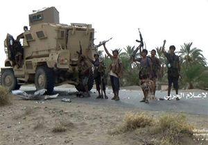 حملات سنگین برای نفوذ به دروازه شرقی پایتخت یمن/جزئیات عملیات مهم و راهبردی نیروهای یمنی برای تغییر موازنه قدرت در مرکز استان الحدیده + نقشه میدانی و تصاویر