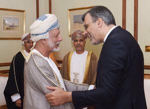 سفر جابریانصاری به عمان و قطر