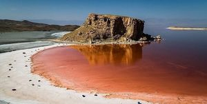 دریاچه ارومیه نمایه