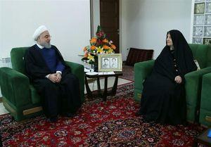 روحانی: دولت با جدیت در مسیر حل مشکلات مردم تلاش میکند