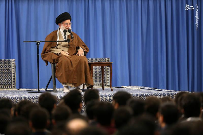 تصویرسازی غلط از اوضاع ایران مهمترین دستور کار امروز دشمن است/ پیشرفت علمی نکنیم، تهدیدات دشمن دائمی میشود