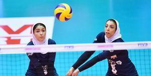 والیبال بانوان ایرانی
