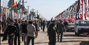 هشدار پلیس راه به زائران اربعین