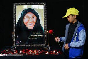 عکس/ بزرگداشت مادر حزبالله