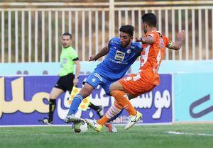 تیم منتخب هفته نهم لیگ برتر فوتبال