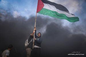 عکس/ سیامین جمعه تظاهرات بازگشت در نوارغزه