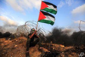 11 زخمی در چهل و سومین راهپیمایی بازگشت غزه