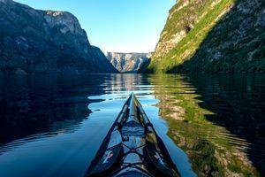 سفر متفاوت آبی به نروژ