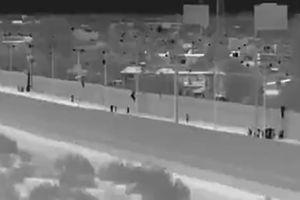 فیلم/ فرار مهاجران از پناهگاه های آمریکایی!