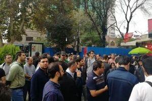 حضور مالباختگان سکه ثامن مقابل دادسرای تهران+تصاویر
