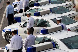 برخورد جدی پلیس با خودروهای دودزا در پایتخت