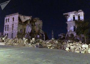 فیلم/ بازسازی بازار تاریخی حلب