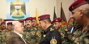 العبادی: تروریسم سعی دارد از هر دری به عراق نفوذ کند
