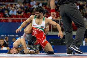 نتایج کامل نمایندگان ایران در روز اول کشتی آزاد قهرمانی جهان