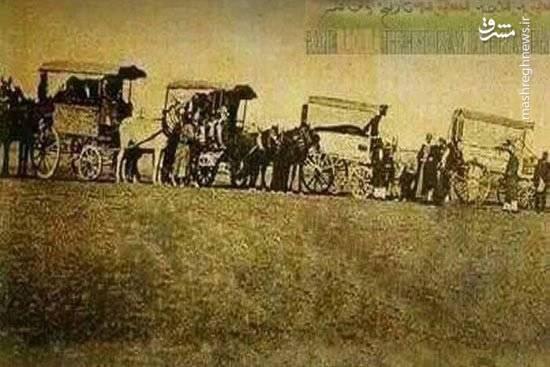 تصاویر دیگری از پیادهروی به سمت کربلا (زیارت اربعین) که سال مشخصی برای ثبت تصویر آنها ذکر نشده است