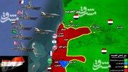 آخرین تحولات میدانی استان الحدیده یمن/ ضربات سنگین به نیروهای شورشی در منطقه راهبردی « کیلومتر ۱۶» + نقشه میدانی و تصاویر