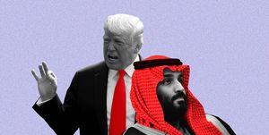 تجارت ترامپ با خون «خاشقجی»