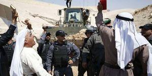 تلآویو تخریب «خان الاحمر» فلسطین را به تعویق انداخت