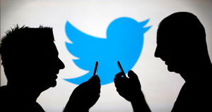 استاندارد دوگانه توییتر