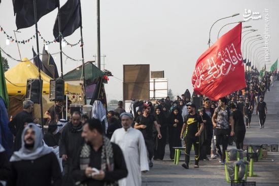 """نماهنگ/ """"سپاه حسین"""" بانوای امیر عباسی"""