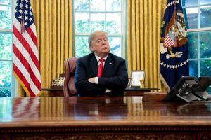 واکنش ترامپ به خبر شنود مکالمات تلفنی