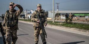 گشتزنی مشترک آمریکا و ترکیه در شمال سوریه