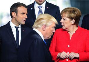 ترامپ و اتحادیه اروپا