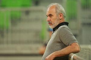 سرپرست تیم ملی والیبال وادار به استعفا شد!