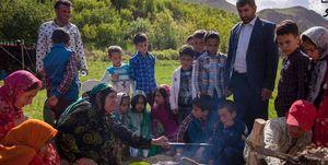 عجیب ترین مدرسه ایران در پادنای عُلیا