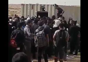 فیلم/ بررسی پرداخت ارز در مرز مهران