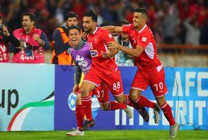 فیلم/ خلاصه دیدار پرسپولیس 1-1 السد قطر