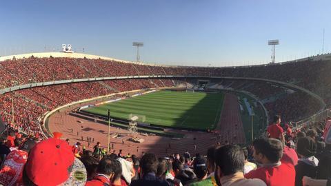 حاشیههای دیدار پرسپولیس و السد/ ترکیب دو تیم مشخص شد/ 5000 نفر پشت در ماندند! +عکس و فیلم