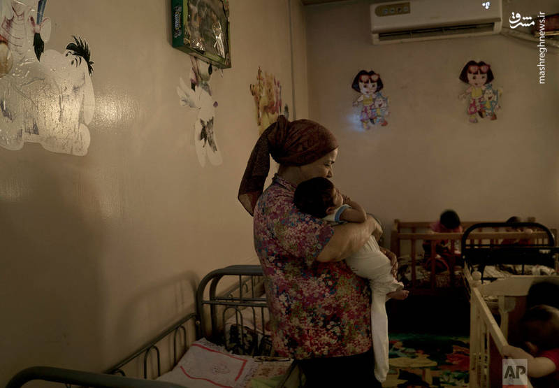 فرزندان اعضای داعش در یتیم خانه های عراق