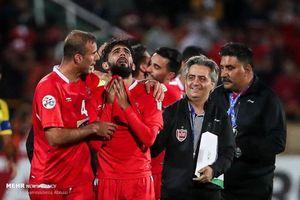 واکنش بازیکن خارجی به خداحافظی سیدجلال