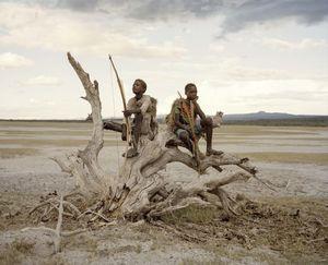 عکس/ آخرین قبیله شکارچی در تانزانیا
