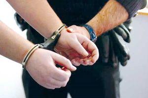 دستگیری فرد متعرض به زنان با جسم نوک تیز