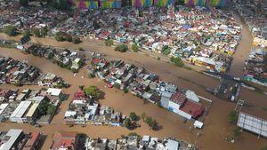 """عکس/ خسارت طوفان مهیب """"ویلا"""" در مکزیک"""