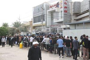 وضعیت تحویل ارز در مرز عراق روان است