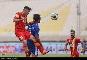 دربی خوزستان برنده نداشت