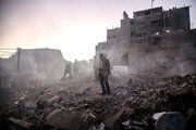 بمباران سنگین شهرهای یمن از سوی سعودیها