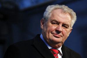 رئیس جمهوری چک: برای ضیافت به سفارت عربستان بروید