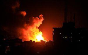 تجاوز جنگندههای اسرائیل به نوار غزه