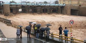 آخرین جزئیات سیل و طوفان در کشور