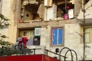 تخریب ۷ ساختمان با انفجار یک برج مسکونی در «واوان»